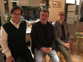 Carducci, Fianco, Delogu